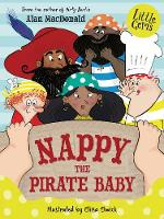 Nappy the Pirate Baby - Little Gems (Paperback)