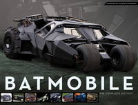 Batmobile: The Complete History (Hardback)