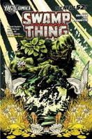 Swamp Thing: Raise Them Bones (The New 52) v. 1 (Hardback)