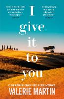 I Give It To You (Paperback)