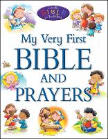 My Very First Bible and Prayers - Candle Bible for Toddlers (Hardback)