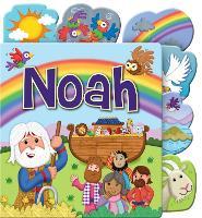 Noah - Candle Tab Books (Board book)
