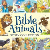 Bible Animals Story Collection (Paperback)