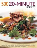 500 20 Minute Recipes (Paperback)