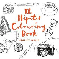 The Hipster Colouring Book (Paperback)