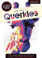 Animal Querkles: A puzzling colour-by-numbers book - Querkles (Paperback)