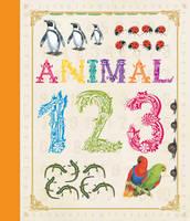 First Concept: Animal 123 (Hardback)