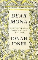 Dear Mona: Letters from a Conscientious Objector (Hardback)