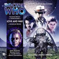 Love and War - Doctor Who (CD-Audio)