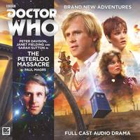 Doctor Who Main Range 210 - The Peterloo Massacre (CD-Audio)