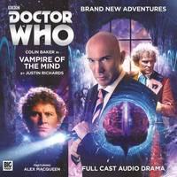 Vampire of the Mind - Doctor Who Main Range 212 (CD-Audio)