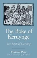 The Boke of Keruynge - Southover Press Historic Cookery and Housekeeping (Paperback)