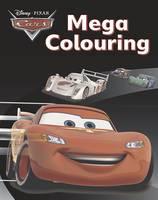 Disney Cars Mega Colouring Book