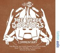 The Three Doctors - Who Talk (CD-Audio)