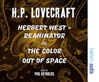 Herbert West - Reanimator & The Colour Out of Space (CD-Audio)