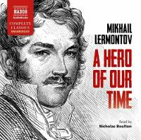 A Hero of Our Time (CD-Audio)