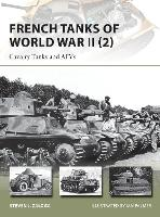 French Tanks of World War II (2): Cavalry Tanks and AFVs - New Vanguard (Paperback)