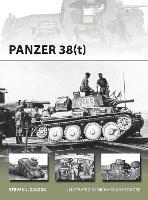Panzer 38t - New Vanguard 215 (Paperback)