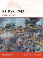 Kursk 1943: The Northern Front - Campaign 272 (Paperback)