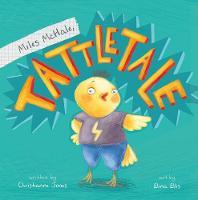 Miles McHale, Tattletale - Little Boost (Paperback)