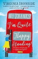 No, Thanks! I'm Quite Happy Standing!: Marie Sharp 4 (Paperback)