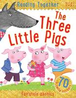 Reading Together the Three Little Pigs - Reading together (Paperback)
