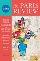 Paris Review Issue 205 (Summer 2013) (Paperback)