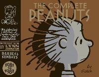The Complete Peanuts 1981-1982: Volume 16 (Hardback)