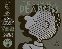 The Complete Peanuts 1983-1984: Volume 17 (Hardback)