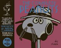 The Complete Peanuts 1985-1986: Volume 18 (Hardback)
