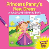 Princess Penny's New Dress (Hardback)