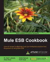 Mule ESB Cookbook (Paperback)