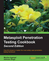 Metasploit Penetration Testing Cookbook (Paperback)