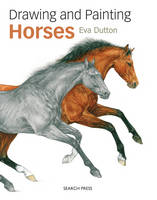 Drawing and Painting Horses (Paperback)