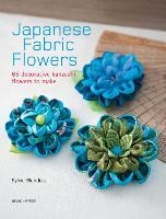 Japanese Fabric Flowers
