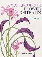 Watercolour Flower Portraits (Paperback)