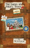 Agra - The Diaries of Robin's Travels (Paperback)