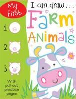 Farm Animals - I Can Draw (Paperback)