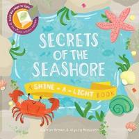 Secrets of the Seashore: A Shine-a-Light Book (Paperback)