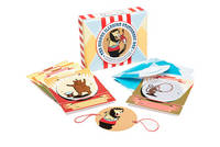 The Circus Illusion Stationery Box