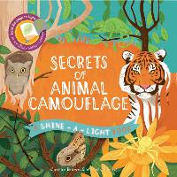 Shine a Light: Secrets of Animal Camouflage - Shine-A-Light (Hardback)