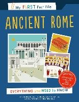 My First Fact File Ancient Rome: Everything you Need to Know - My First Fact File (Paperback)
