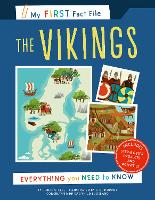My First Fact File The Vikings