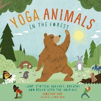 Yoga Animals: In the Forest (Hardback)