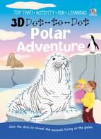 3D Dot-to-dot Polar Adventure - 3D Dot-to-Dot
