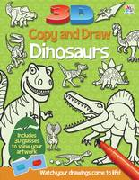 3D Copy and Draw Dinosaurs - 3D Copy and Draw