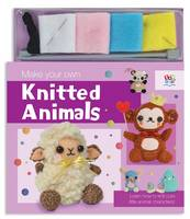 Knitted Animals (Hardback)