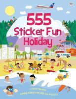 555 Sticker Fun Holiday - 555 Sticker Fun (Paperback)