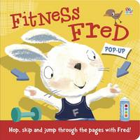 Fitness Fred - Pop-up Books