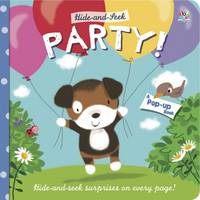 Hide and Seek Party - Pop-up Books